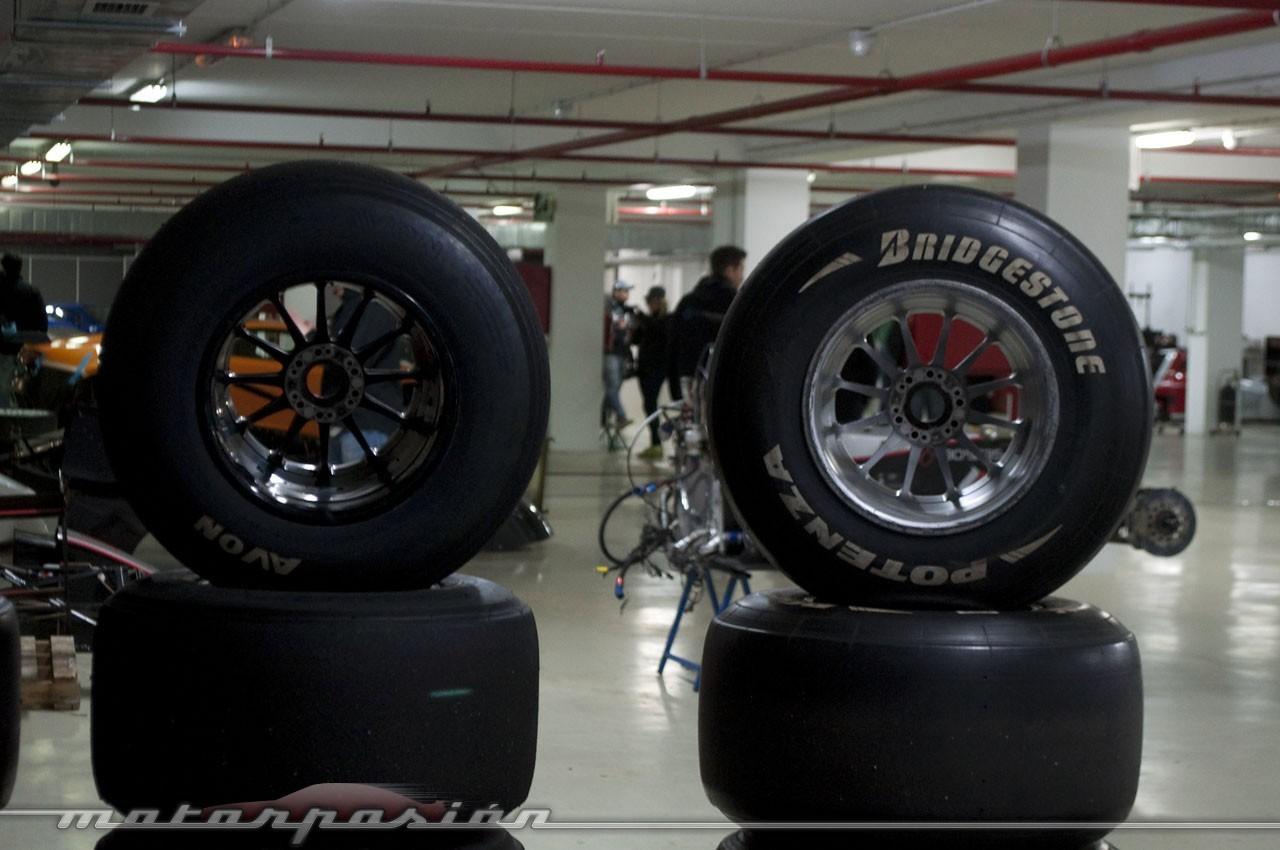 Foto de El garaje de ensueño del Ascari Race Resort (31/36)