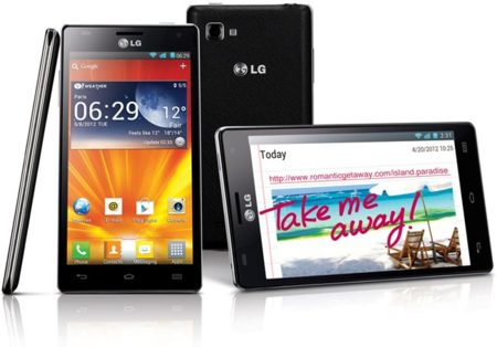 Los rumores sobre el LG Optimus Nexus se intensifican