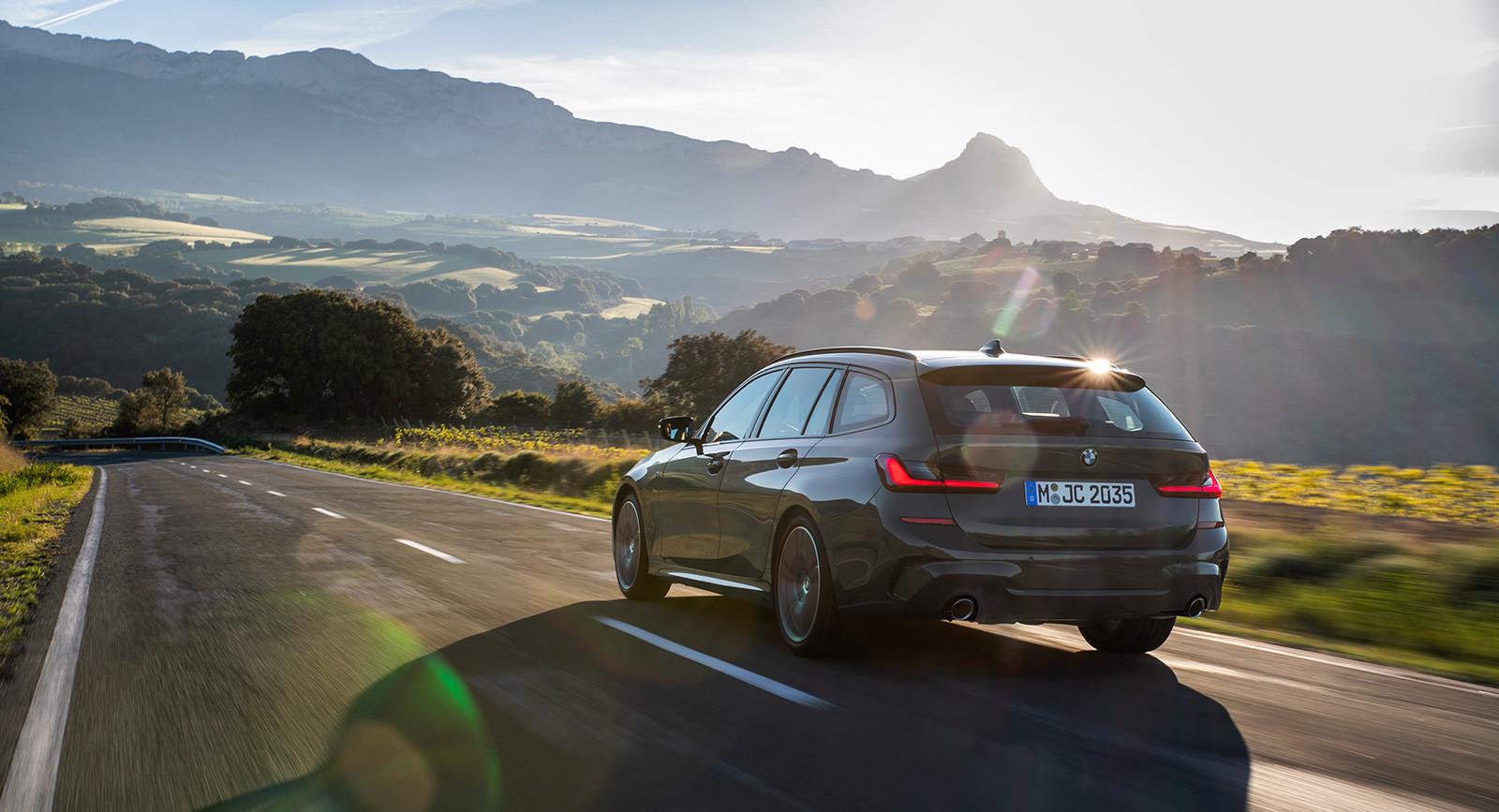 Foto de BMW Serie 3 Touring 2019 (4/17)