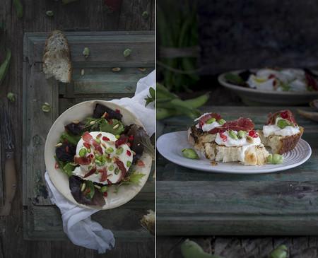 Paseo por la Gastronomía de la Red: 11 recetas para montar un menú completo de primavera