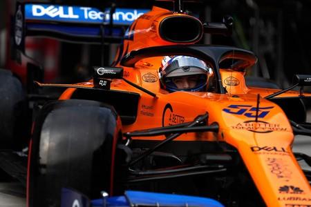 Carlos Sainz Mclaren China Formula1
