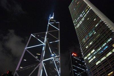 Bank of China Tower, el rascacielos más espectacular de Hong Kong