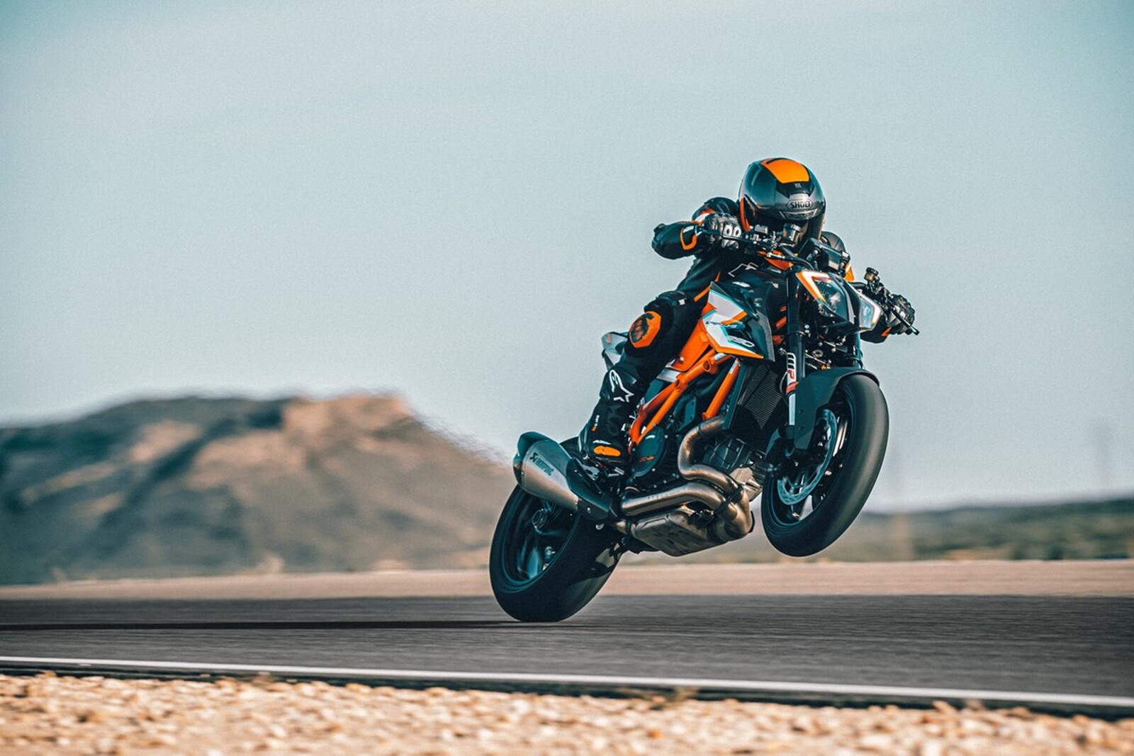 Foto de KTM 1290 Super Duke RR 2021 (9/13)