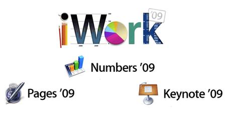 iWork, la suite ofimática de Apple