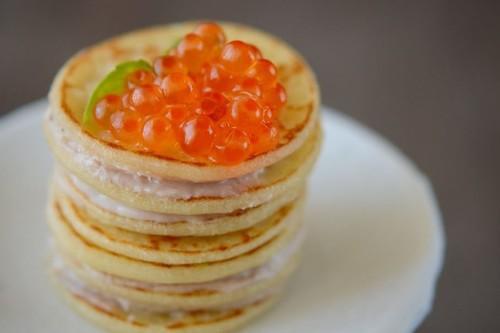 Paseo por la gastronomía de la red: ideas de aperitivos y entrantes para los banquetes navideños
