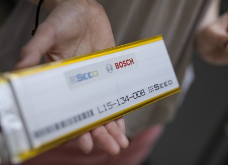 Bosch adereza su programa de baterías con el doble de autonomía gracias a Seeo y su electrolito sólido