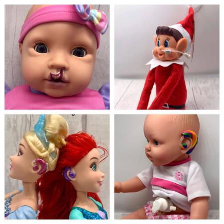 Muñecos personalizados para niños con discapacidad: la bonita idea de una madre para fomentar la inclusión desde el juego