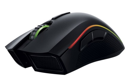 """Razer Mamba renueva su ratón para gamers con un sensor de 16.000 PPP y una versión """"Tournament"""""""