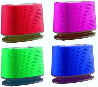 Tostadoras de colores Bodum