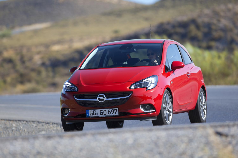 Foto de Opel Corsa (comparativa) (31/47)