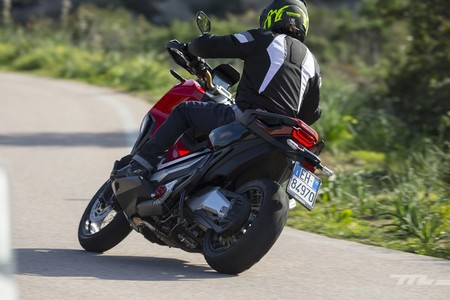 Honda X Adv 2017 Prueba 050