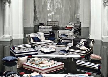 Jean Paul Gaultier diseña una colección para Roche Bobois