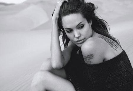¿Angelina Jolie intenta suicidarse?
