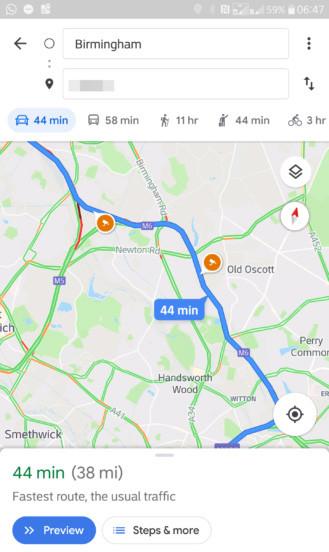 Google Muestra La Presencia De Radares De Velocidad 3