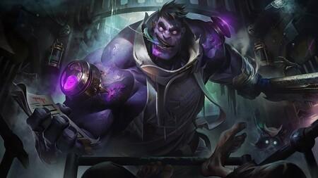 League of Legends trae de vuelta Bombardeo al Nexo con su versión 11.11. Dr. Mundo renovará su aspecto y habilidades próximamente