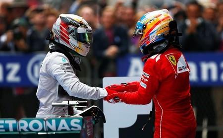 Mercedes AMG cierra las puertas al fichaje de Fernando Alonso