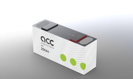Acc Battery Cell External