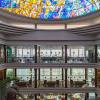 Jardines de Nivaria, un hotel renovado con un marcado estilo Art Nouvea