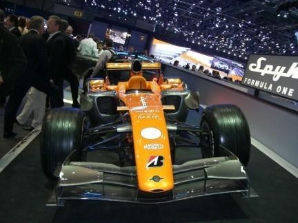 Spyker F1 2007