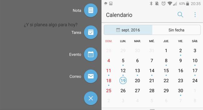 Calendario Samsung.So Is The Samsung Focus The Outlook Of Samsung Phoneia