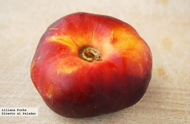 La platerina, la fruta que no es ni paraguaya ni nectarina