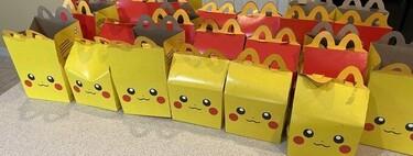"""""""150 Happy Meals de Pokémon por 650 euros"""": los millennials arrasan con la última promoción de McDonald's"""