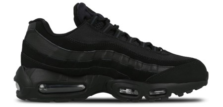 Nike Air Max 95 Triple Black 3