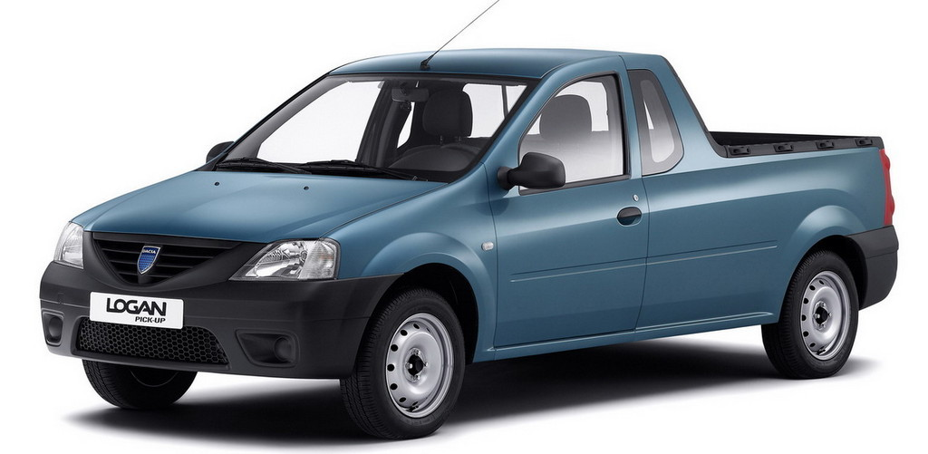 Foto de Dacia Logan pick-up (1/14)