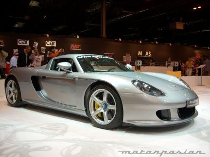 Porsche Carrera GT Tube Style