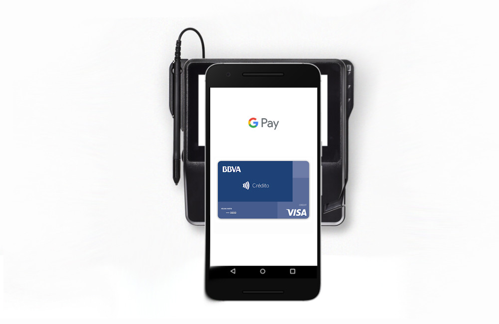 Google Pay in Spain continues to expand the list of supported banks: now with three new entities