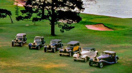 Bugatti Type 41 Royale: inmunidad diplomática para lucirse en Pebble Beach