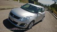 Suzuki Swift GLX, prueba (parte 1)