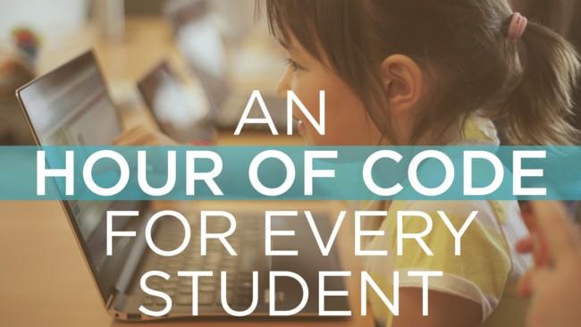 Una hora de programación para cada estudiante (o casi) vía crowdfunding