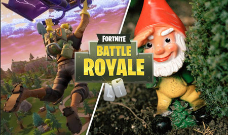 Guía Fortnite Battle Royale: mapa y vídeo con todos los gnomos hambrientos