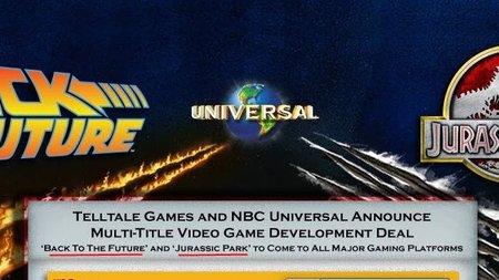 TellTale Games nos brindará sendas aventuras de 'Parque Jurásico' y 'Regreso al Futuro' [E3 2010]