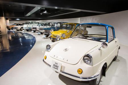 Mazda R360 Coupé, el primer auto de la marca y el más barato de Japón en 1960