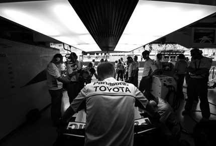 Toyota comenzará la temporada 2009 sin el KERS