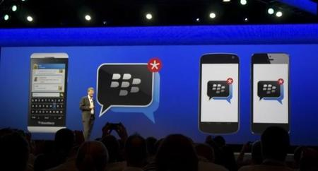 BlackBerry: BBM estará disponible en breve para iOS y Android, sin ningún tipo de exclusividad