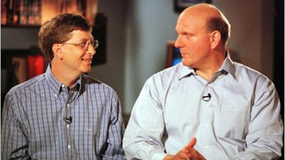 La presencia de Gates y Ballmer podría estar detrás del retraso en la elección de un nuevo CEO
