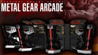 'Metal Gear Arcade', primer vídeo del juego y pinta realmente bien