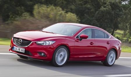 Mazda6 2013 rojo