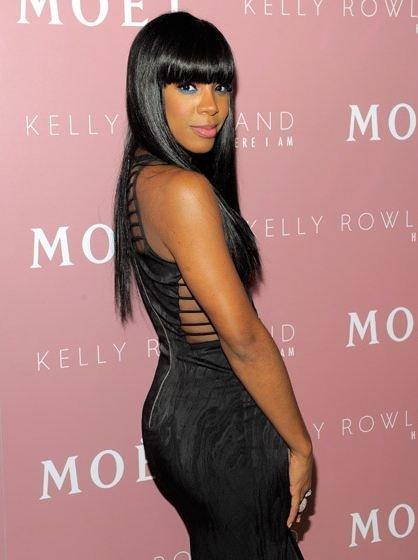 Kelly Rowland se va de la boca, ¡Beyoncé tendrá una niña!