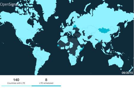 Vodafone tiene la red 4G más rápida en España y Orange la más extensa, según OpenSignal