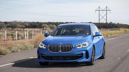 BMW 118i M Sport, al volante de un Serie 1 de tres cilindros y traje deportivo
