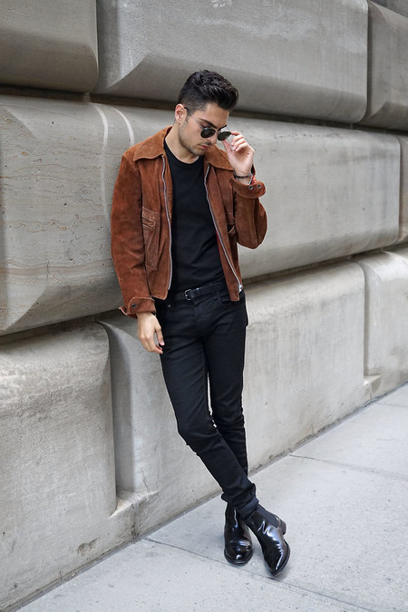 The Suede Brown Jacket Fall Winter 2016 Must Have Menswear Fashion