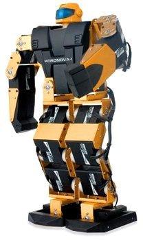 Robonova 1 ya a la venta