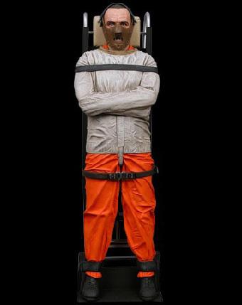 Hannibal Lecter no está en silencio