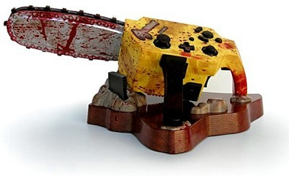 Nintendo Resident Evil Chainsaw Controller