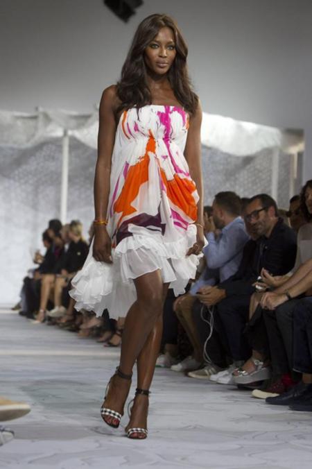La primavera-verano del 2015 en los desfiles de la Fashion Week de NY