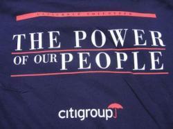 el poder de citigroup